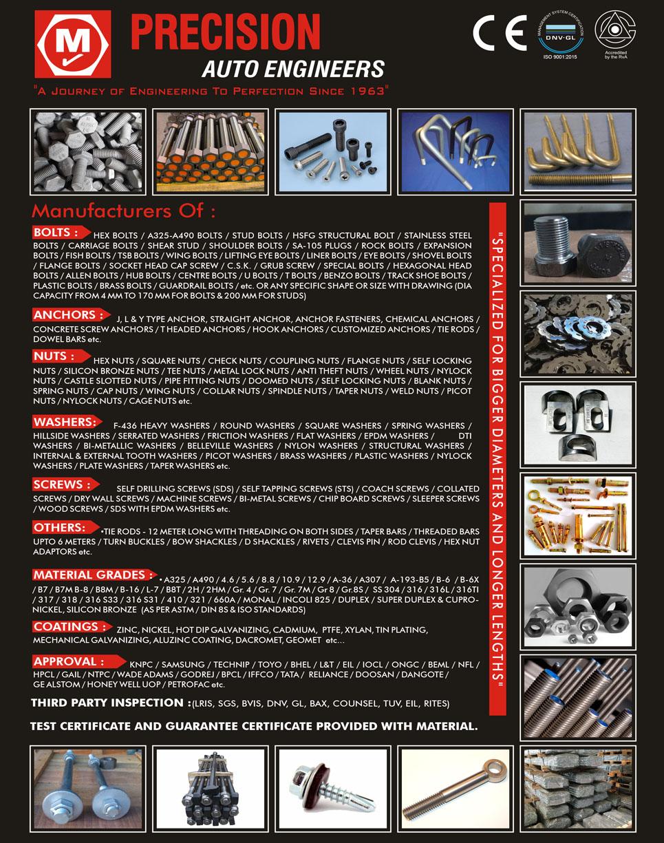 Precision Auto Engineers (PAE)